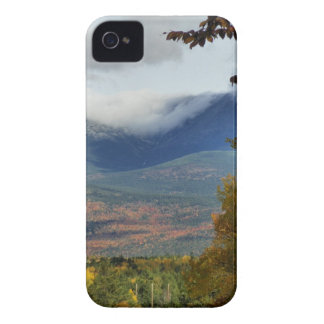 Mount Katahdin Autumn iPhone 4 Cover
