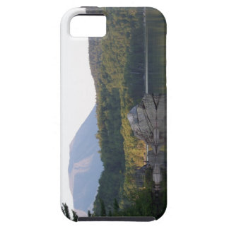 Mount Katahdin from Rainbow Lake iPhone 5 Covers