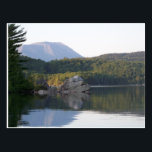 "Mount Katahdin from Rainbow Lake Postcard<br><div class=""desc"">Mount Katahdin from Rainbow Lake in Maine</div>"