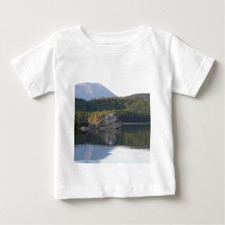 Mount Katahdin from Rainbow Lake T Shirt
