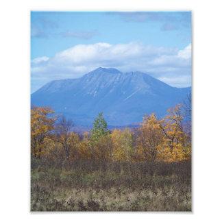 Mount Katahdin from Staceyville 2 Photo Print