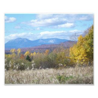 Mount Katahdin from Staceyville 4 Photo Print