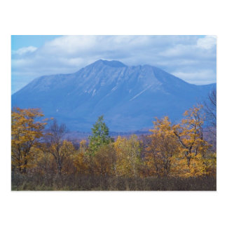 Mount Katahdin from Stacyville, Maine Postcard