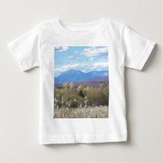Mount Katahdin in fall 3 Infant T-shirt