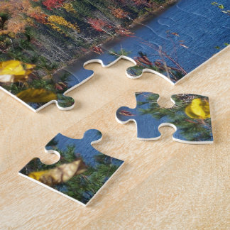 Mount Katahdin in fall 4 Jigsaw Puzzle