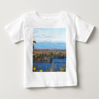 Mount Katahdin in fall 4 Tshirt