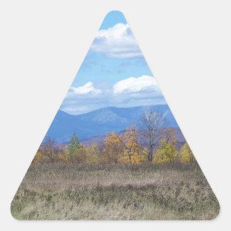 Mount Katahdin Triangle Sticker