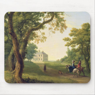 Mount Kennedy, County Wicklow, Ireland, 1785 (oil Mouse Pad