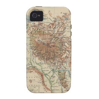 Mount Kilimanjaro Vibe iPhone 4 Cases