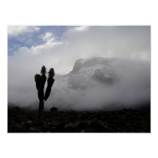 Mount Kilimanjaro Print