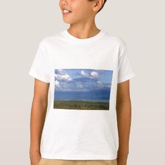Mount Kilimanjaro Tanzania Landmark Landscapes T-Shirt