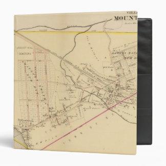 Mount Kisco, New York 3 Ring Binder
