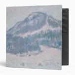 Mount Kolsaas, Norway, 1895 Vinyl Binders