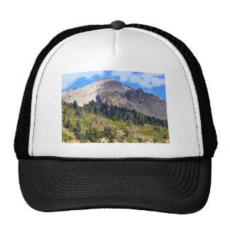 Mount Lassen Volcano Trucker Hat