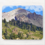 Mount Lassen Volcano Mousepad