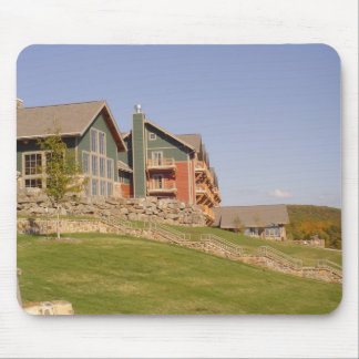 Mount Magazine State Park Lodge Mouse Pad