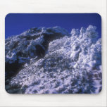 Mount Mansfield Summit Snow Mouse Pads