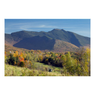 Mount Mansfield, Vermont Poster