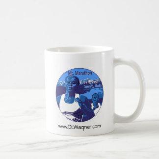 Mount Marathon Blue_Purple, Mt. MarathonSeward,... Coffee Mug