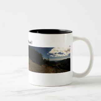 Mount Maxwell Panorama Mug