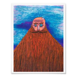 """Mount Me"" Print"