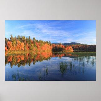 Mount Monadnock Fall Foliage Posters
