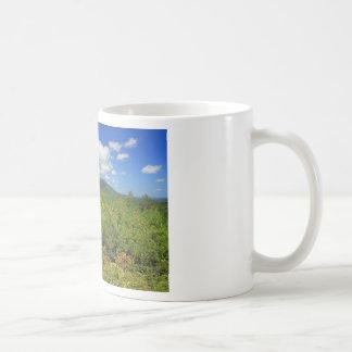 Mount Monadnock from Gap Mountain Classic White Coffee Mug