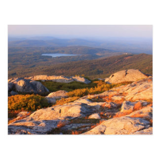 Mount Monadnock Summit View NW Postcard