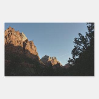 Mount Moroni and Jacob's Peak Sticker