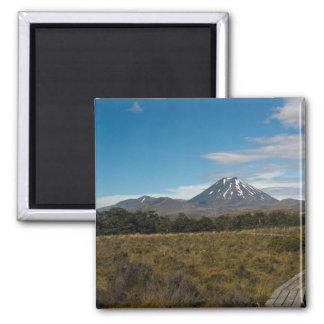 Mount Ngauruhoe & Mount Tongariro Magnet
