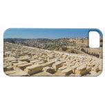 Mount of Olives Jewish Cemetery Jerusalem Israel iPhone 5 Case