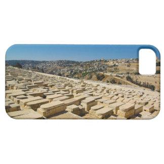 Mount of Olives Jewish Cemetery Jerusalem Israel iPhone SE/5/5s Case