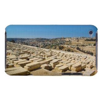 Mount of Olives Jewish Cemetery Jerusalem Israel iPod Touch Cover