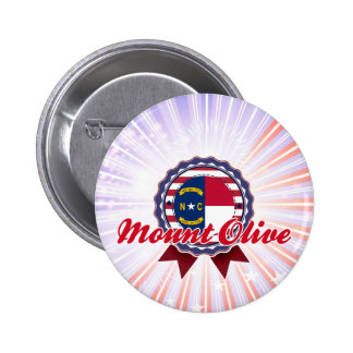 Mount Olive, NC Pin