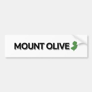 Mount Olive, New Jersey Bumper Sticker