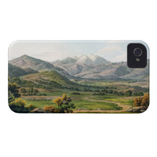Mount Olympus, as seen between Larissa and Baba, p iPhone 4 Cover