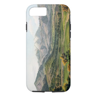 Mount Olympus, as seen between Larissa and Baba, p iPhone 7 Case