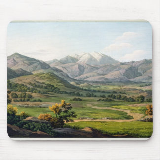Mount Olympus, as seen between Larissa and Baba, p Mouse Pad