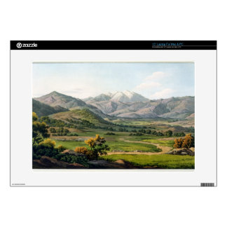 Mount Olympus, as seen between Larissa and Baba, p Skin For Laptop