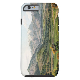 Mount Olympus, as seen between Larissa and Baba, p Tough iPhone 6 Case