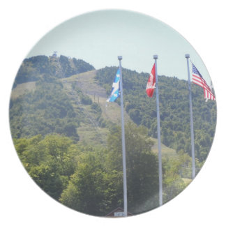 Mount Orford, Quebec - Plate
