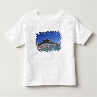 Mount Orgueil Castle and harbour, Gorey, Jersey Toddler T-shirt