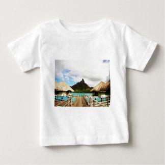 Mount Otemanu Baby T-Shirt