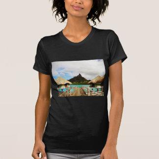 Mount Otemanu T-Shirt