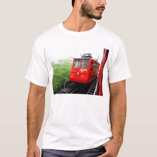 Mount Pilatus cog railway in Switzerland T-Shirt