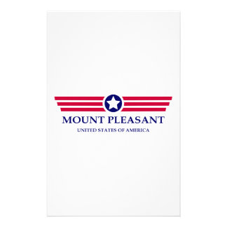Mount Pleasant Pride Stationery