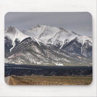 Mount Princeton Mouse Pad