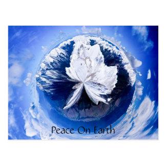 Mount Princeton Planet Holiday Card Postcards
