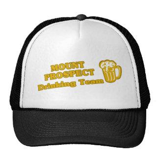 Mount Prospect Drinking Team tee shirts Trucker Hat
