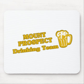 Mount Prospect Drinking Team tee shirts Mouse Pad